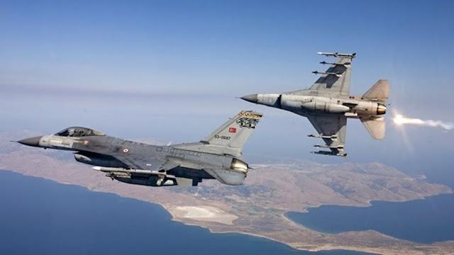 Η Τουρκία βομβάρδισε Κούρδους στη Συρία