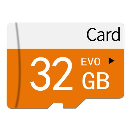 TF9114 32GB MicroSD Card TF Card USB3.0 Orange