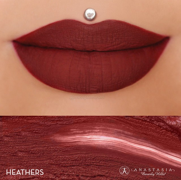 Beauty Anastasia Beverly Hills Liquid Lipsticks Launch