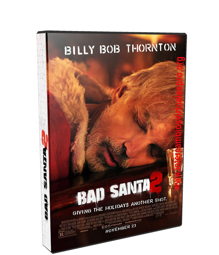 Bad Santa 2: Recargado poster box cover