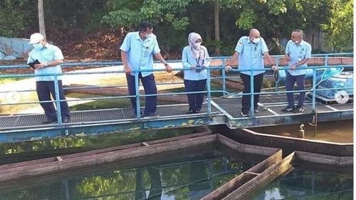 Perumda Air Minum Kota Padang Pastikan Ketersedian Air Jelang dan Selama Idul Fitri 1442 H
