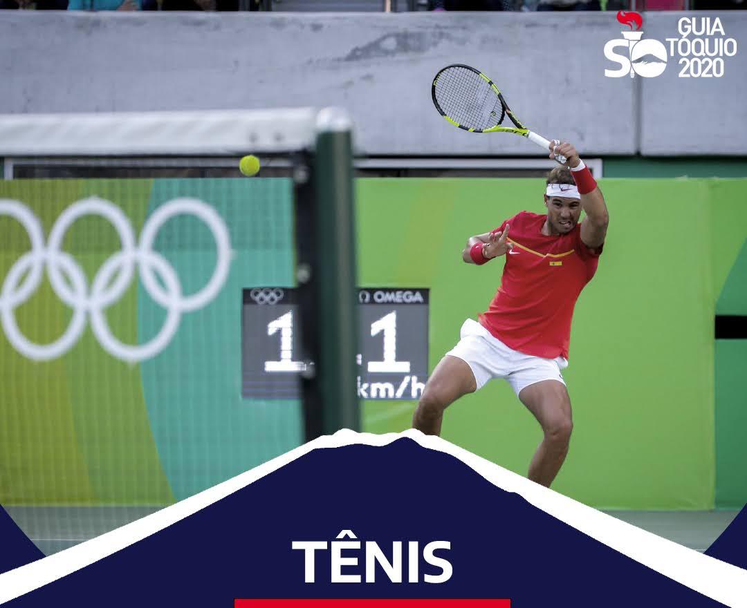 Como funciona o tênis nas Olimpíadas
