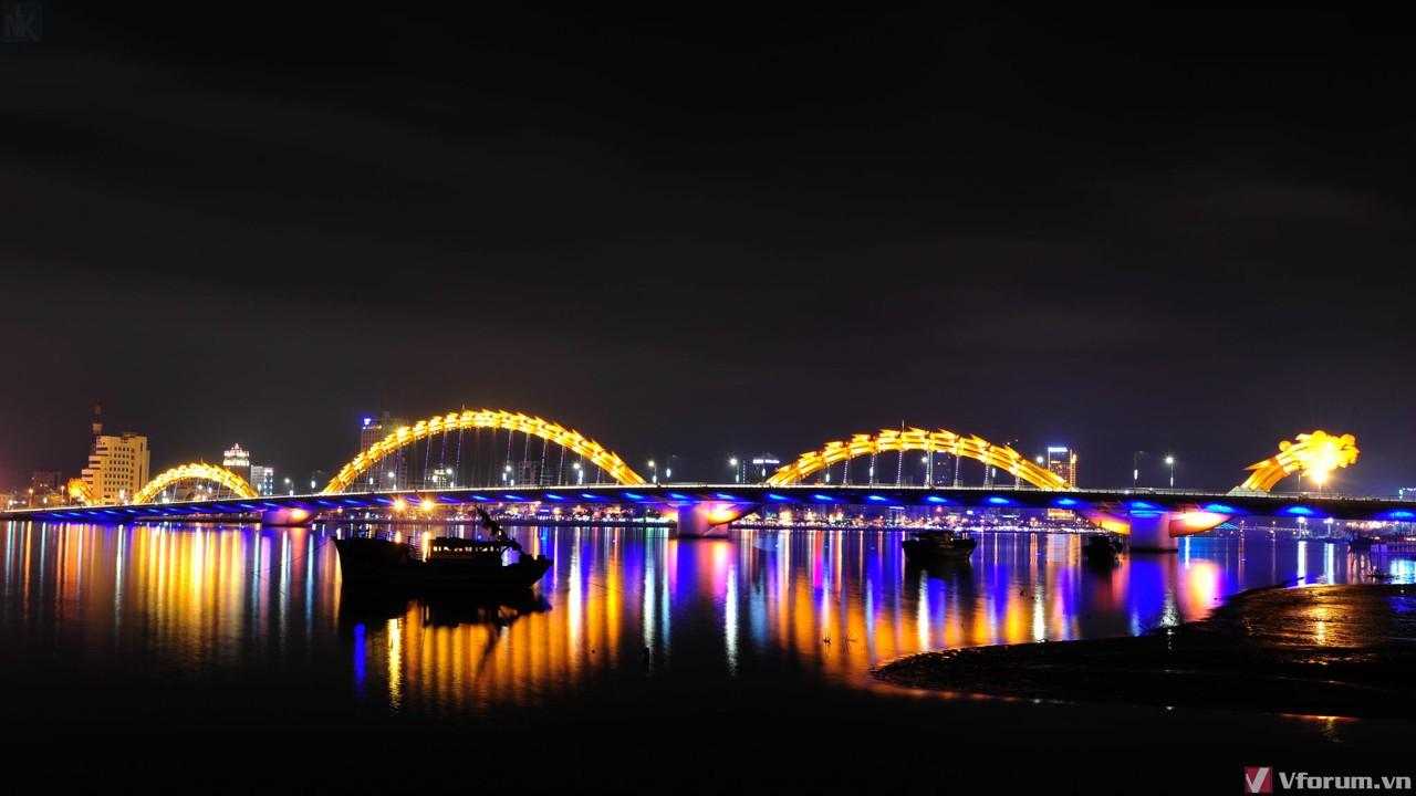 Cầu Rồng - Biểu tượng du lịch Đà Nẵng
