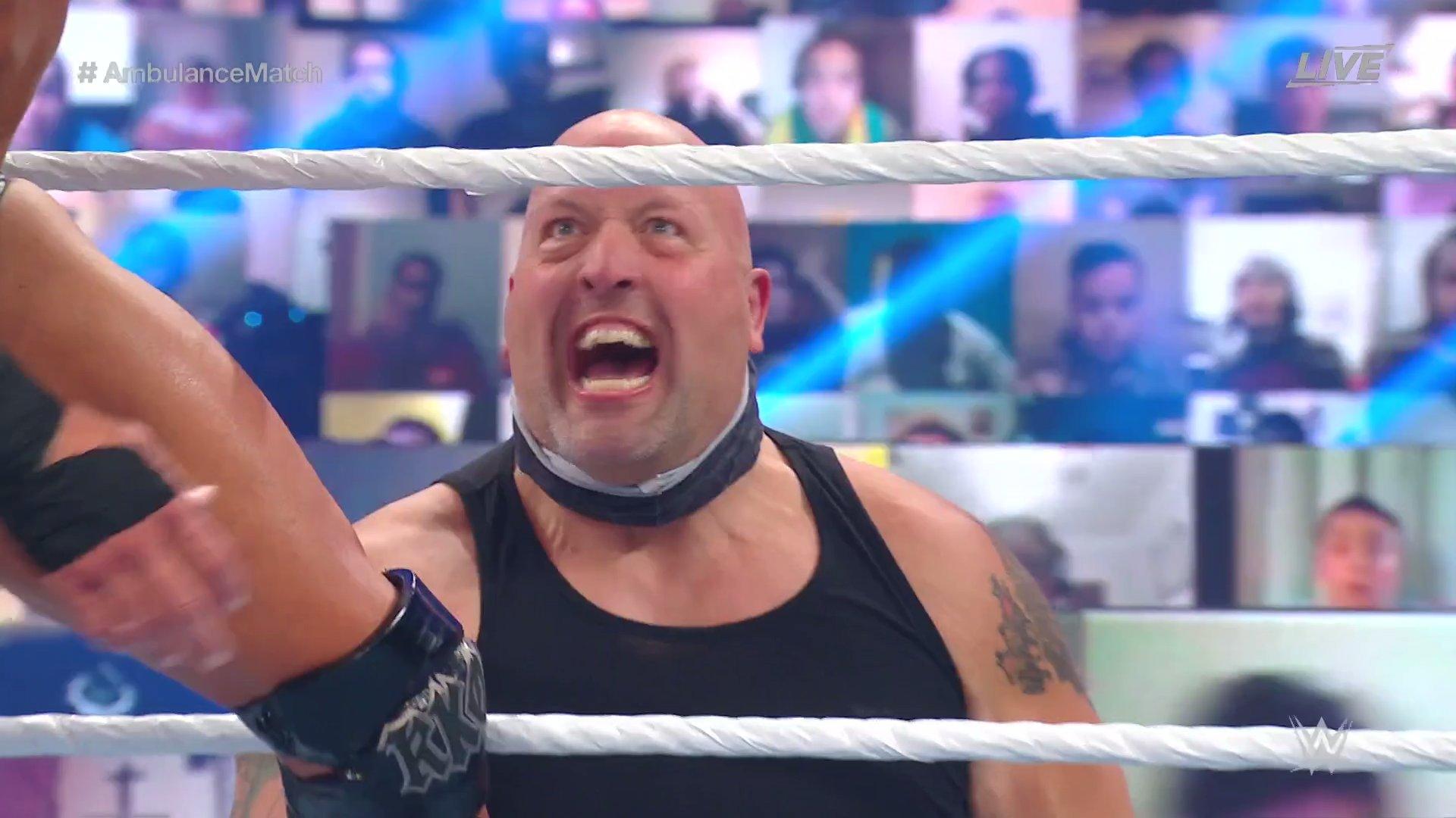 Lendas da WWE custam combate de Randy Orton no Clash of Champions