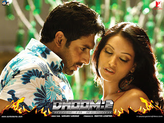 Abhishek And Bipasha Romancing Picture