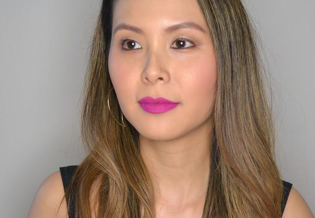 Avon Soft Matte Liquid Lip Review