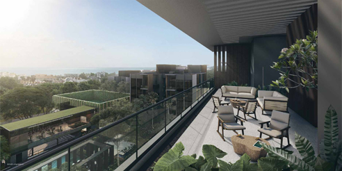 KentRidge Residences - Facilities View