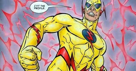 asal-usul  Villain The Flash terkuat
