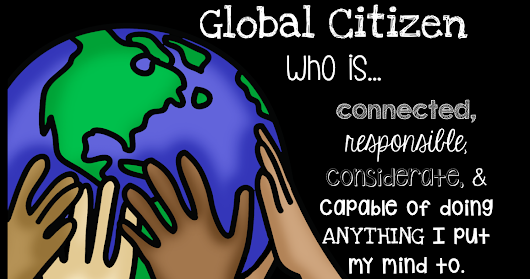 Digital Citizens are Global Citizens
