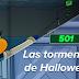 Dentro del Área 501: La tormentas de Halloween