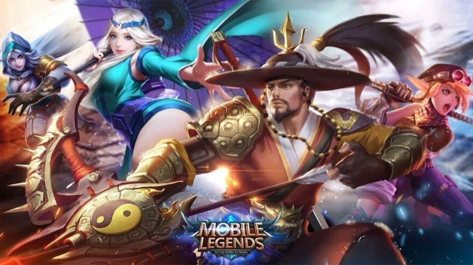 Mais uma opção com diferentes personagens do Mobile Legends: Bang Bang