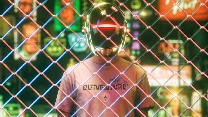 Papel de Parede Daft Punk