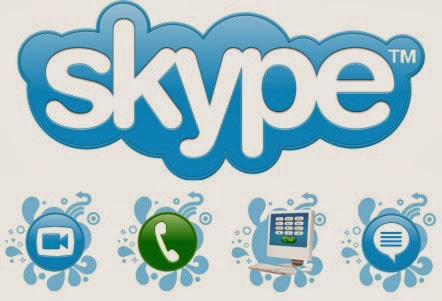 تحميل سكاي بي Download Skype لللشات