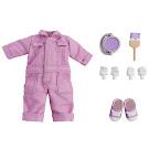 Nendoroid Colorful Coveralls, Purple Clothing Set Item