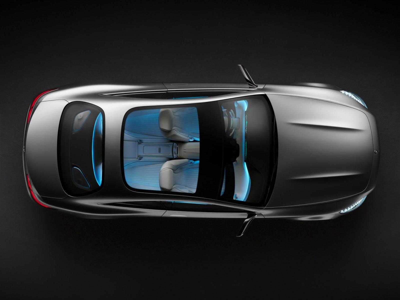 CES Mercedes built a van with autonomous drones and robot arms