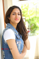 Telugu Actress Lavanya Tripathi Latest Pos in Denim Jeans and Jacket  0145.JPG
