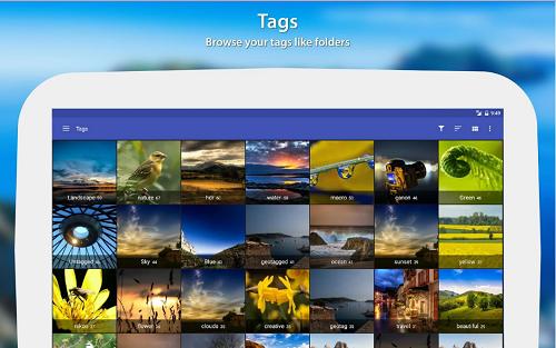 أفضل تطبيق لتنظيم وترتيب الصور لهواتف الأندرويد