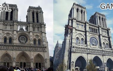 Vẫn còn một Nhà thờ Đức Bà nguyên vẹn trong tựa game 3D Assassin's Creed: Unity!