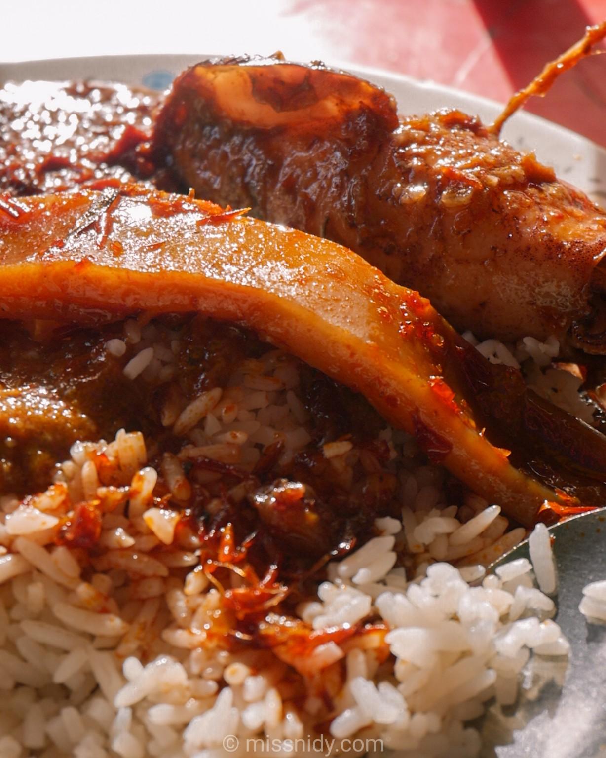 harga menu ra nasi lemak kampung baru kuala lumpur