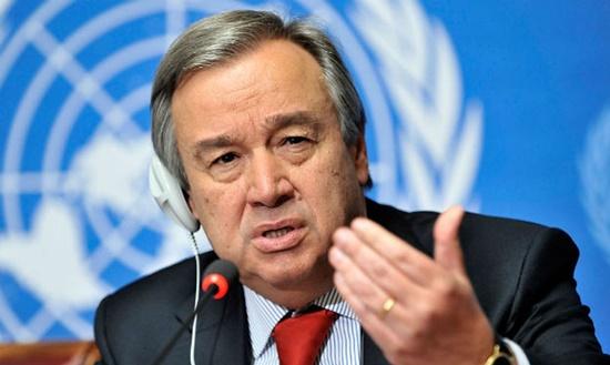 """ONU: relatório sobre clima é """"alerta vermelho"""""""