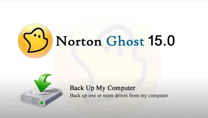 برنامج ghost لعمل وتحميل نسخة من الويندوز في 5 دقائق