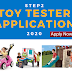 Become A Step 2 Toys Product Tester and Get a Free Step 2 Toy - NEW APPLICATION, SIGN UP AGAIN