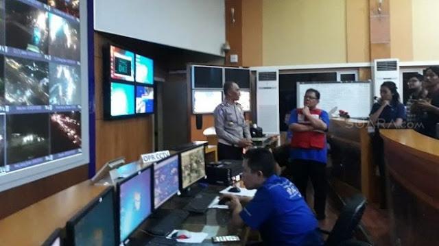 Sidak, Ombudsman Soroti CCTV Polda Metro dan Pemprov DKI yang Terpisah