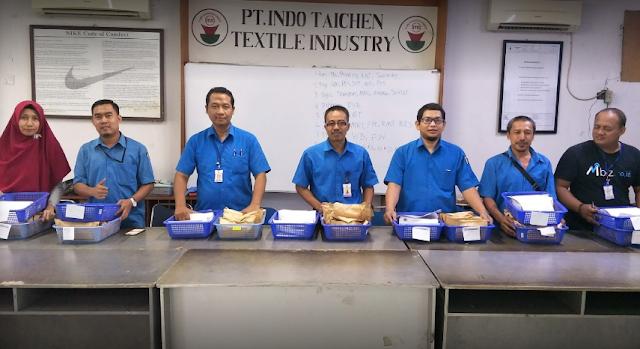 Lowongan Kerja Staff MAS PT Indo Taichen Textile Industry Tangerang