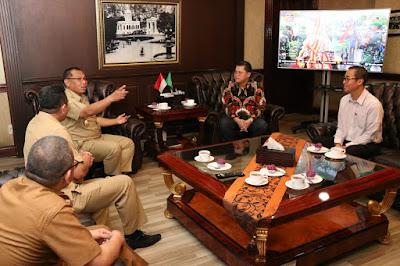 Channel Balai Kota Medan