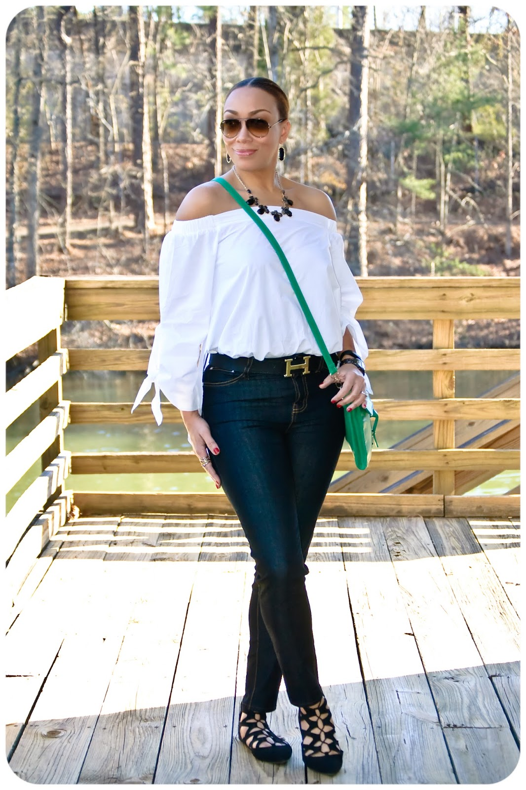 4 Ways To Be More Stylish & Fashionable - Flats - Erica Bunker DIY Style