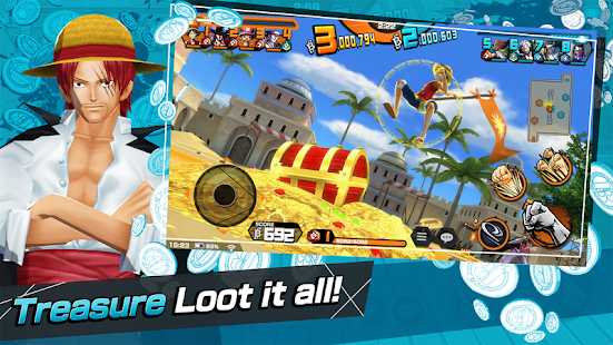 ONE PIECE Bounty Rush Screenshots