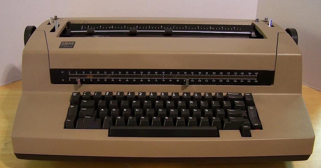 Ibm selectric typewriters another selectric iii dvorak for Mobel dvorak