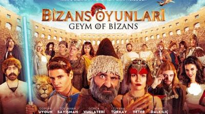 فيلم ألعاب البيزنطيين bizans oyunlar
