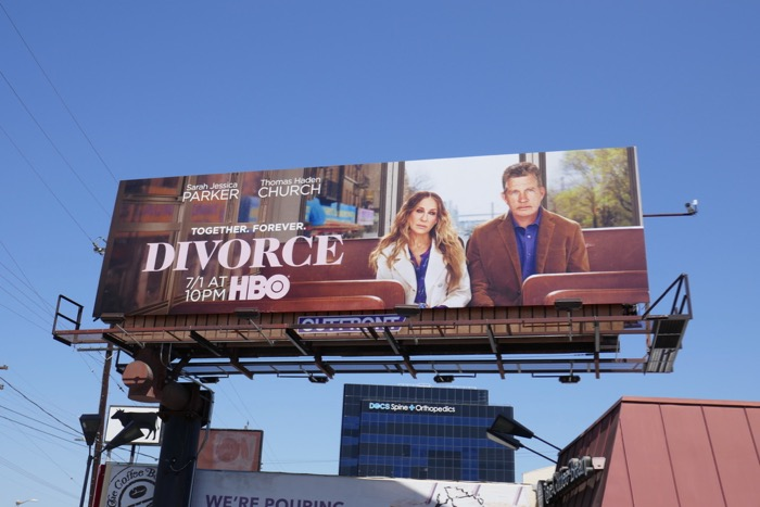 Divorce final season 3 billboard
