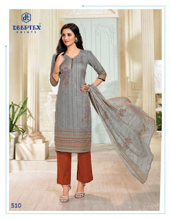 Deeptex Moon Light Vol 5 Lawn Dress Material Collection