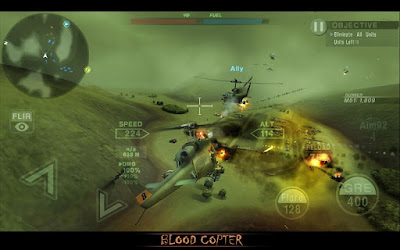 BLOOD COPTER (MOD, UNLIMITED MONEY) APK DOWNLOAD