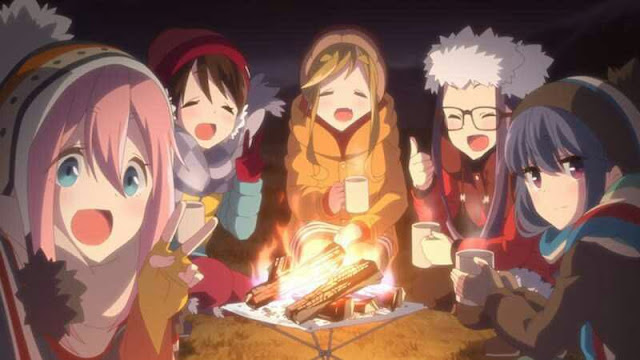 Yuru Camp△ BD Batch Subtitle Indonesia