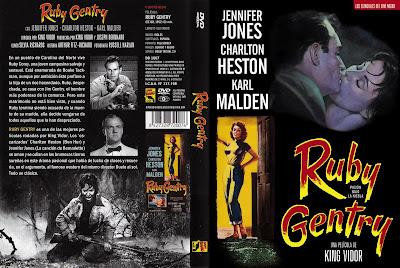 Carátula dvd: Pasión bajo la niebla (1952) Ruby Gentry