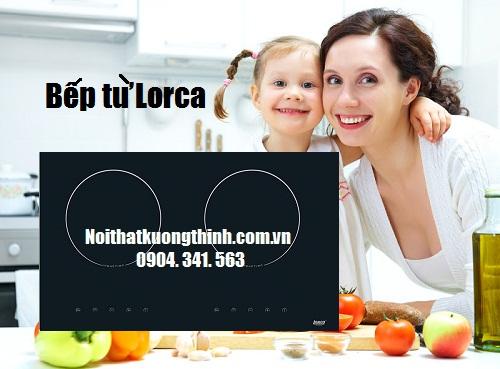 bếp từ Lorca kiểu dáng sang trọng và lịch sự