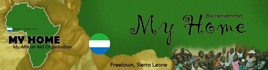 My Home - Freetown Sierra Leone