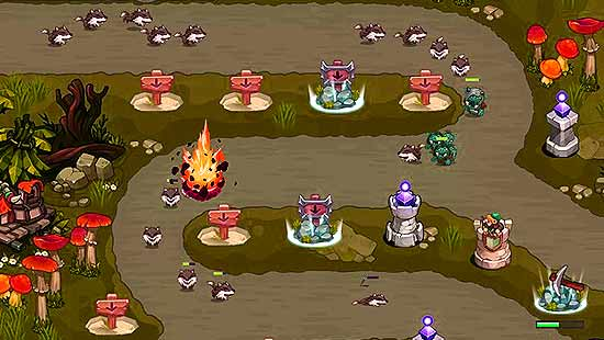 Tower Defense Mod Apk Android