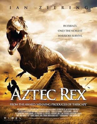 Тиранозавр ацтеків