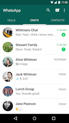 WhatsApp Messenger Free Android app on Apcoid.com