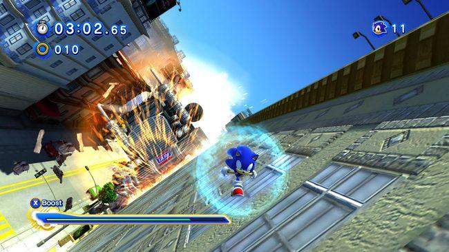 Sonic Generations 2011 PC Full Español [Theta] ISO Descargar
