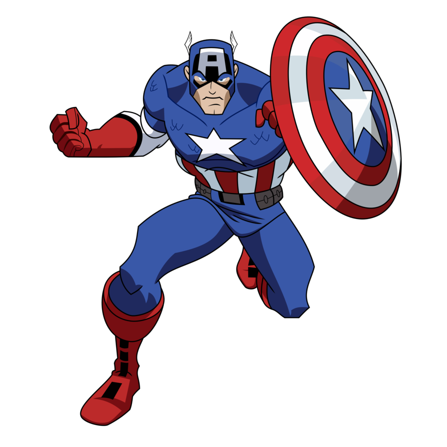 Captain America and Wonder Woman Fanfiction: Character