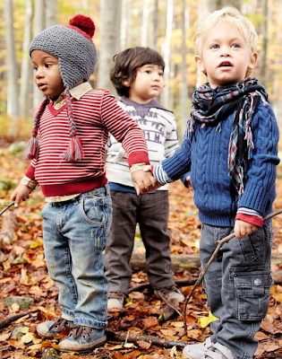 Cute Kids Fashion Blog: United Colors of Benetton Fall/Winter