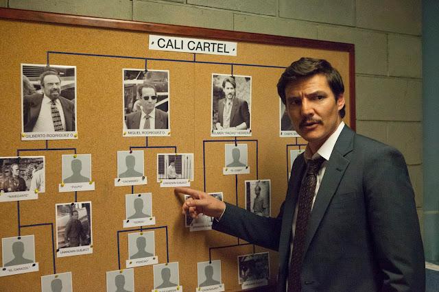 La 3ra temporada de Narcos se estrena el 1 de septiembre en Netflix