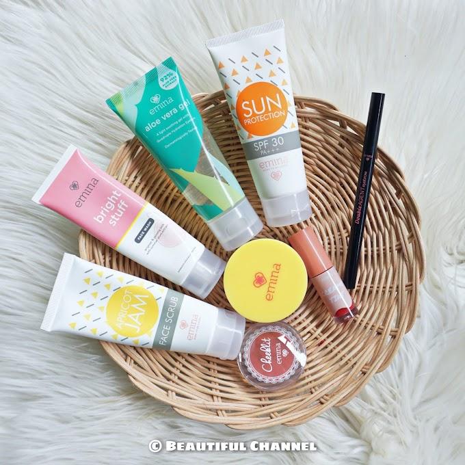 One Brand Tutorial: Emina Cosmetics