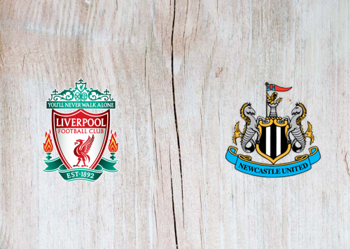 Liverpool vs Newcastle United -Highlights 24 April 2021