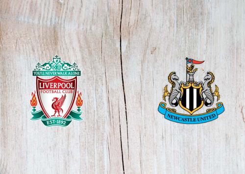 Liverpool vs Newcastle United -Highlights 24 April 2021